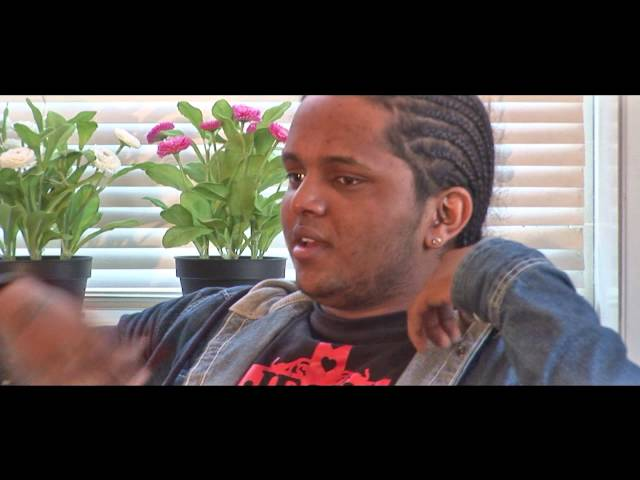 1 Timothy 4:12 Youth Talk Show William Adhanom Testimony and St-avenger youth conference part 2