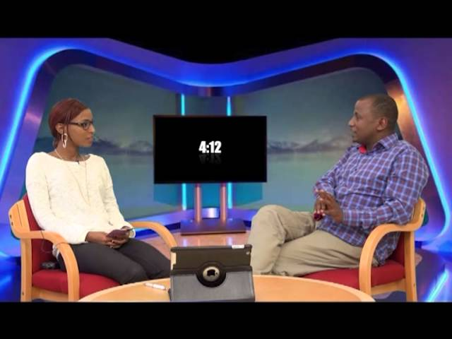 1 Timothy 4:12 Christian youth group talk show with Apostle Daniel