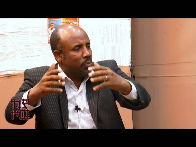 Apostel Alemayehu Bekele Interview at Kiya Show Part 2