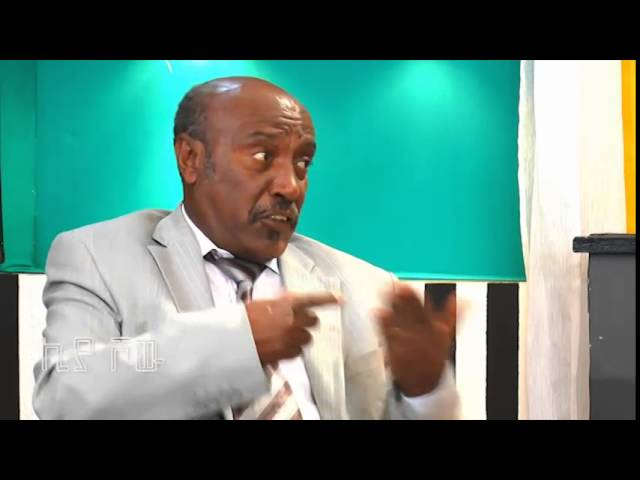 Artist Seyume Tefera Interview With Abiy Taddele @ Kiya Show Part 1