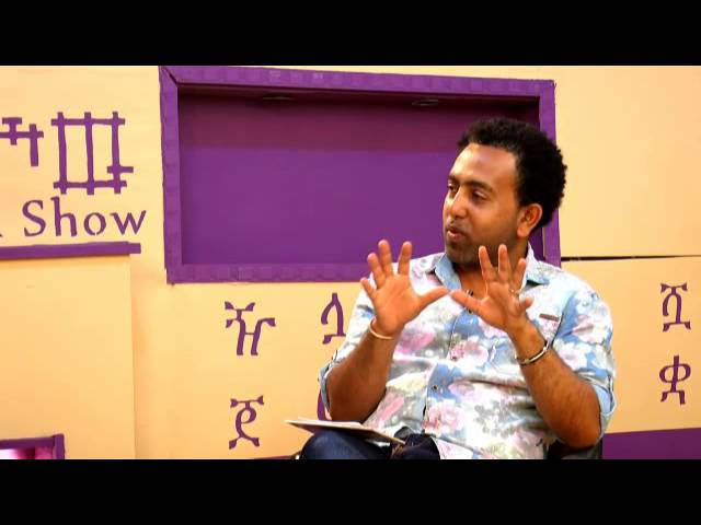 Efrem Alemu at kiya talk show  Promo