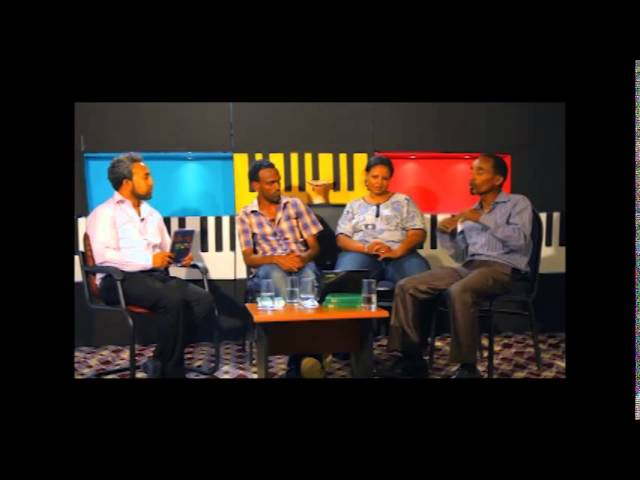 South OMO For Christ Interview with Abiy Taddele @ Kiya Show Part 2