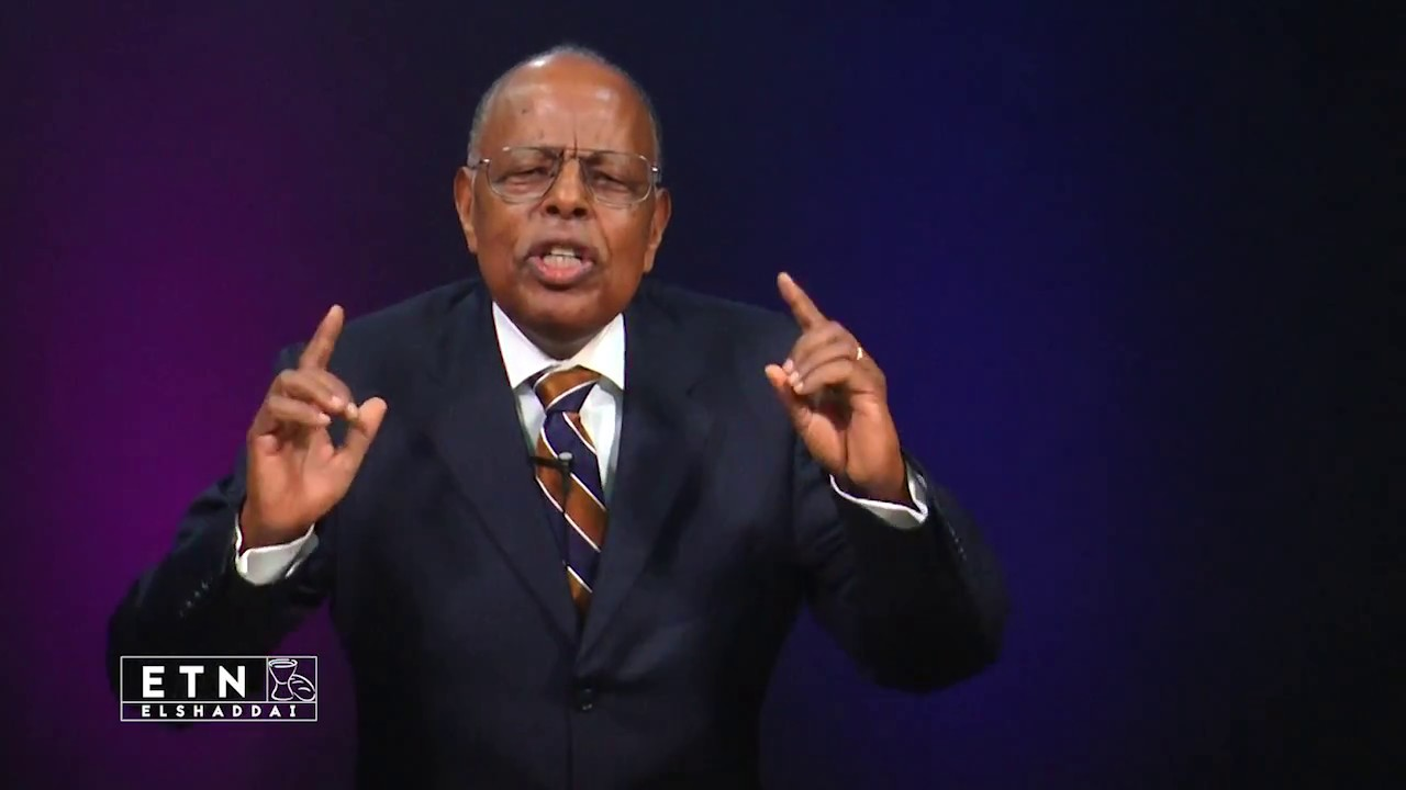 Rev. Dr. Tolesa Gudina Ethiopian new Year 2010 message