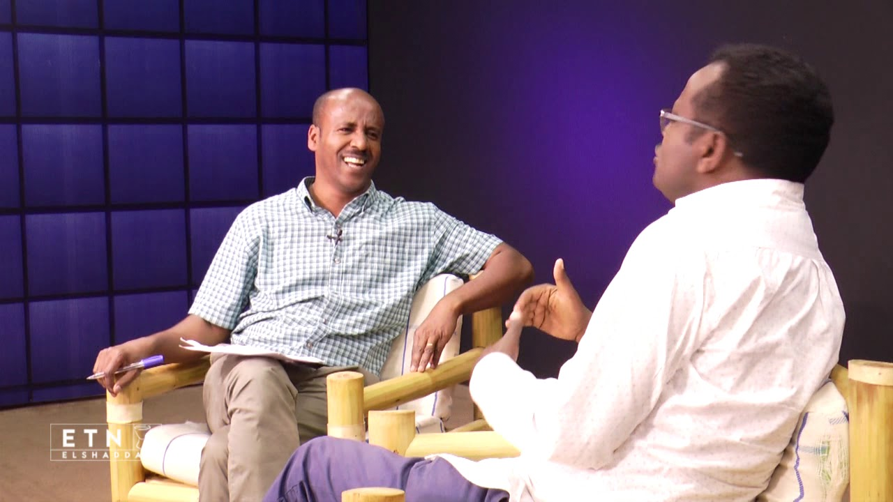Demera Show: Artist Tewodros Tessema with  Pastor Yared Maru Part1